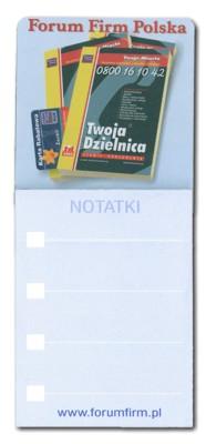 Notatnik magnetyczny